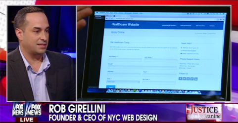 Fox News Rob Girellini